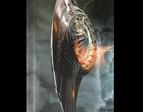 spaceship Alien Spaceship 3D