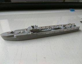 German torpedo boat 3D printable model