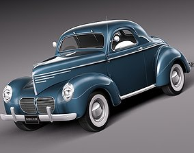 Willys Coupe 1940 3D model