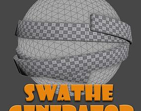 Swathe generator 3D model