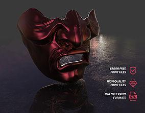 Kabuto Mempo Mask 3D printable model