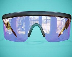Flashy Glasses 3D model
