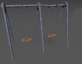 Soviet Oldschool Swing 3D asset