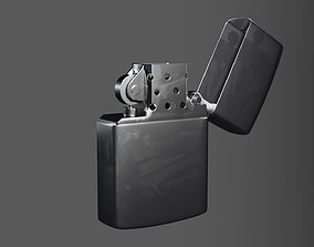 3D asset Lighter Low-Poly