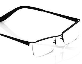 Eyeglasses for Men and Women sun 3D print model