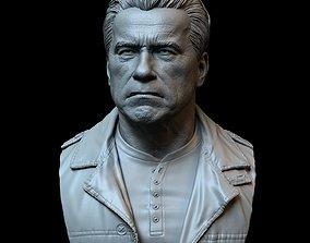 Arnold Schwarzenegger 3D print model