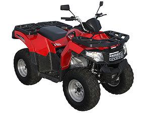 ATV Wels Bison 3D model
