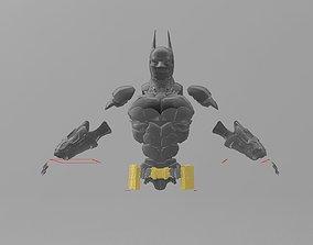 3D print model Batman Arkham Knight Full armor