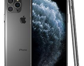 iPhone 11 Pro 3D model smart