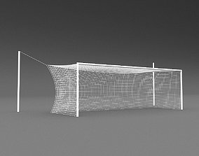 Soccer Goal Model realtime