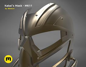 Kabal Mask - MK 11 3D printable model