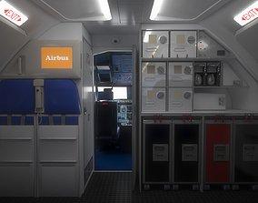 Airbus A 320 3D