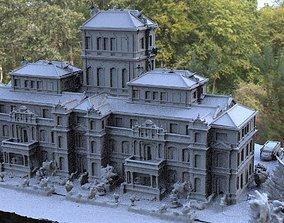 Huge mansion 3D