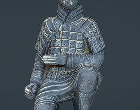 Terracota Soldier 3D model