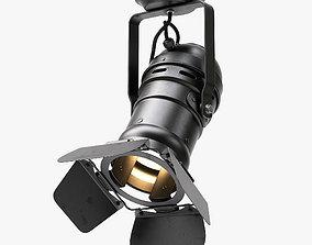 3D model Spotlight Retro Loft Industrial