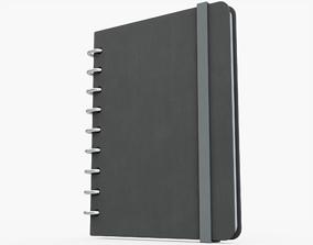 3D model Office Notebook