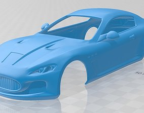 Maserati GT Printable Body Car gt