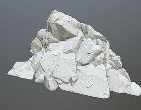 rock print 3D printable model accessories