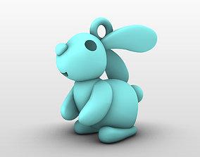 3D printable model Charm Pendant - Adorable Little 3