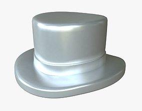 Monopoly Hat 3D model