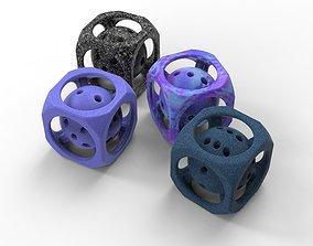 DICE -unique games 3D print model