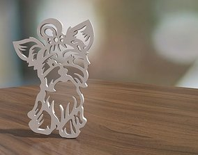 3D printable model Christmas tree toy