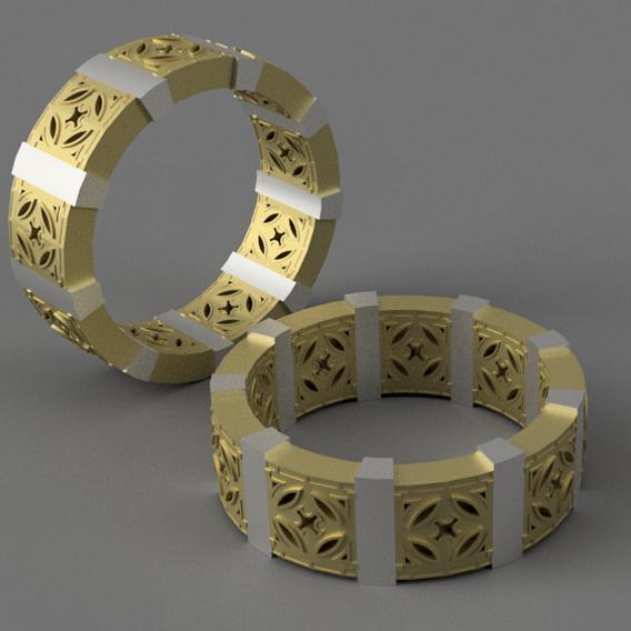 Ring of king