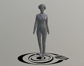 Human 064 LP R 3D asset