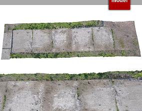3D model 248 Concrete slabs