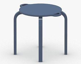 1232 - Office Chair 3D asset