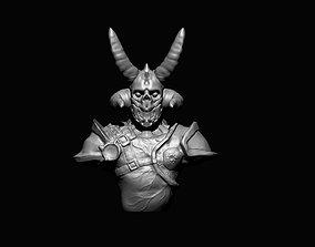 DOOM Eternal Marauder Bust - Fanart 3D print model