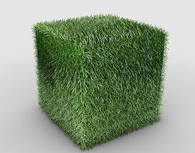 3D Grass Seat
