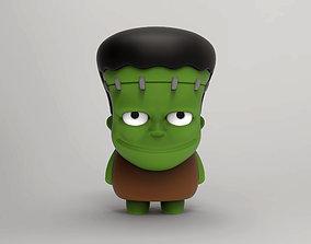 3D printable model Frankenstein addamsfamily