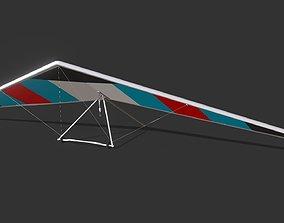 3D asset hang glider