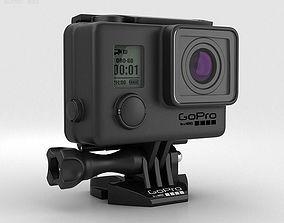 3D GoPro HERO3 plus Blackout Housing