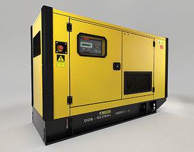 Power Generator nuclear 3D model