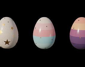 3D interior Easter Egg