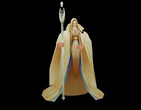 God of the Emperor 3D asset