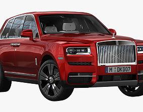 3D model 2019 Rolls-Royce Cullinan