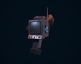 Tracker 3D model