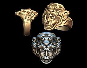 3D print model Berserk ring