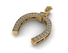 jewel 3D print model Pendant