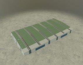 EDDB Hangar 6 3D model