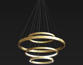 Light Ring Maxi Henge 3D model