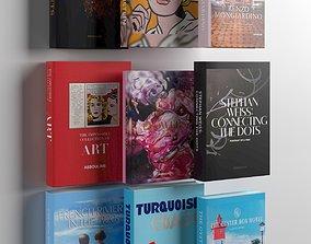 3D model Books 05