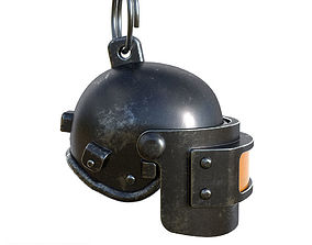 3D print model Helmet Rys-T Keyring Pendant