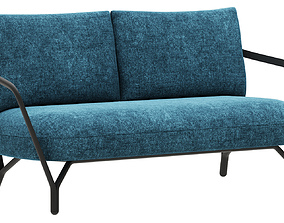 Roche Bobois ANGEL 2-seat sofa 3D model