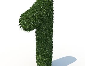 hedge 1 3D