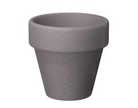 pot-plant 3D model Flower Pot