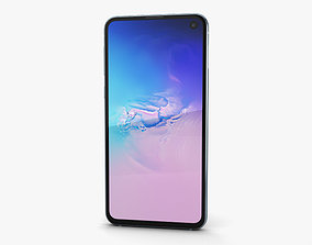 3D Samsung Galaxy S10e Prism Blue s10